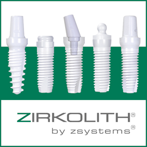 ZSystems Z5 Implant